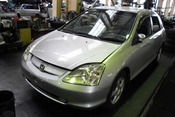 Авто на разбор HONDA CIVIC D17A EU3